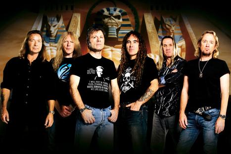 Iron Maiden y Slayer: El concierto del año | Música | Scoop.it