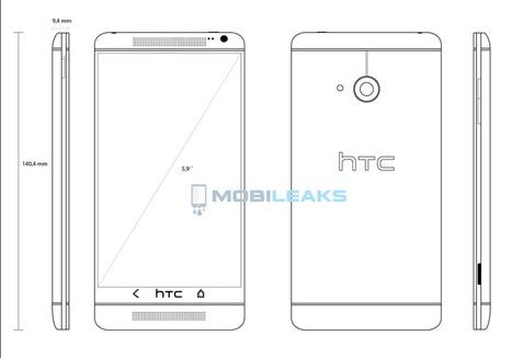 Samsung Galaxy Noe 3 bị cạnh tranh bởi phablet của HTC | iPhone | Scoop.it