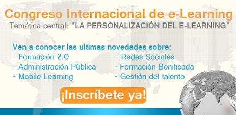 EXPOELEARNING - Congreso Internacional y Feria Profesional (Madrid)   Educación a Distancia (EaD)   Scoop.it