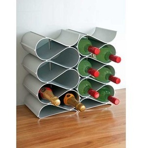 Place Your Wine Bottles Perfectly On Stylish Wine Racks | color-life | Scoop.it
