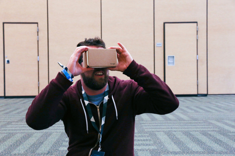 Google's Cardboard VR Now Works (Very Well) With iPhone | Vous avez dit Innovation ? | Scoop.it
