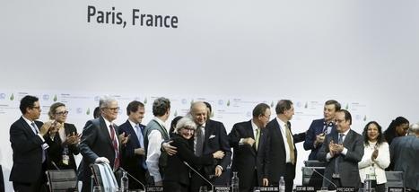 Accord de Paris : « Le verre est aux trois quarts plein » | TES1 Michelet | Scoop.it