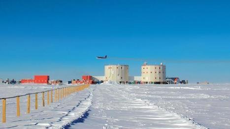 Une sonde pour lire l'histoire du climat: des informations climatiques vieilles d'un million d'années dans les glaces de l'Antarctique | Machines Pensantes | Scoop.it