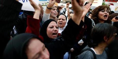 Les femmes se dressent contre l'injustice et la violence en Égypte | Égypt-actus | Scoop.it