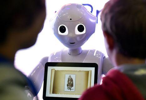 Le Parlement européen veut faire des robots des «personnes électroniques» | management tourism | Scoop.it