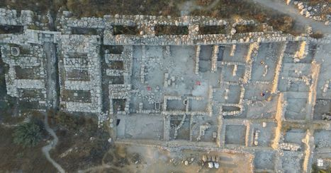 King Solomon-era palace found in biblical Gezer - Archaeology | Jewish Education Around the World | Scoop.it