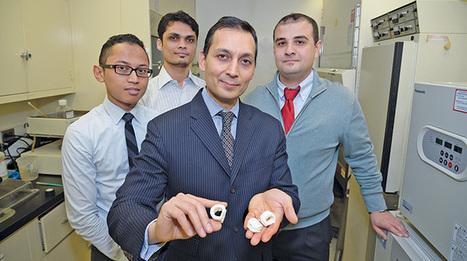 Trachea 3D Bioprinted   3D_Materials journal   Scoop.it