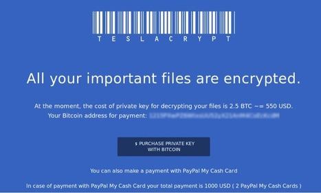 Victime d'un Ransomware? Décryptez vos fichiers gratuitement grâce à Trendmicro - SysKB | Freewares | Scoop.it