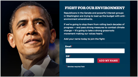 Organizing for Action - FIGHT FOR OUR ENVIRONMENT @barackobama - say NO to #Keystone NO #Pipeline | IDLE NO MORE WISCONSIN | Scoop.it