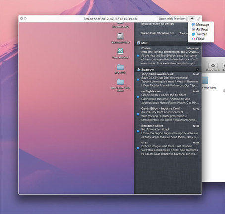 Should designers switch to OS X 10.8 Mountain Lion? | Tibz' tech news (Social Media, Startup, Technology, Publishing and Entrepreneurship) | Scoop.it