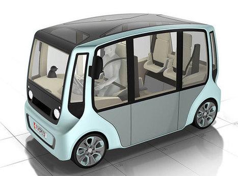 Rinspeed to unveil Micromax space pod EV concept in Geneva   ev Smart grid   Scoop.it