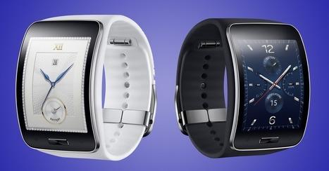 Samsung Debuts Gear S Smartwatch With 3G, No Smartphone Needed | PUHELINVAIHDE | Scoop.it