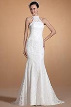 [EUR 189,99] Carlyna 2014 Nouveauté Charmante Dentelle Sirène Robe de Mariée(C37145607) | robe de mariée, robe de soirée | Scoop.it