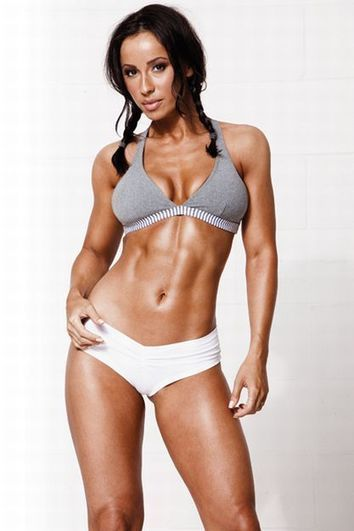 Female Fitness, Figure and Bodybuilder Competitors: Natalia Muntean | She Enters The 5th Chamber Of Fitness | Scoop.it
