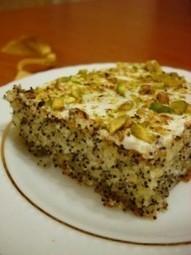 Haşhaşlı Revani Tarifi | Pasta Tarifleri | Scoop.it