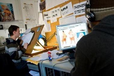« Gobelins est une école qui va bien au-delà de l'animation ! » | Orientation Arts Appliqués | Scoop.it