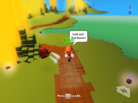 Créer des jeux vidéo : 15 logiciels gratuits - Educavox | Animations multimédia jeunes | Scoop.it