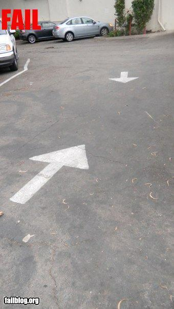 Traffic Arrows FAIL | Fail | Scoop.it