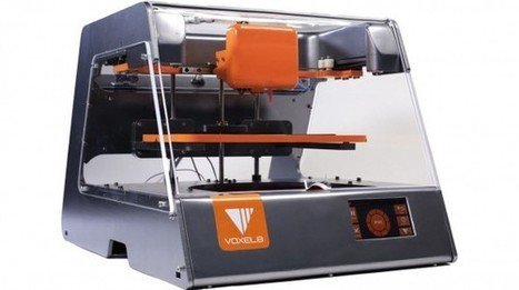 Voxel8 3D printer can print a complete quadcopter, including the circuits | Chips | Geek.com | e-merging Knowledge | Scoop.it