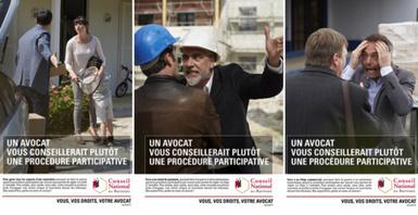 Découvrez la nouvelle campagne de communication de la profession d'avocat | Communication et relation client chez les Avocats | Scoop.it