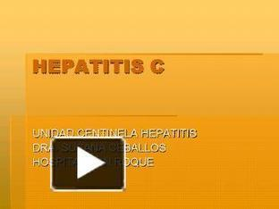 HEPATITIS C | HEPATITIS TIPO  C (VHC) | Scoop.it