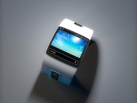 Si Google devait lancer une montre connectée, voilà à quoi elle ... - Fredzone | Réseaux sociaux | Scoop.it