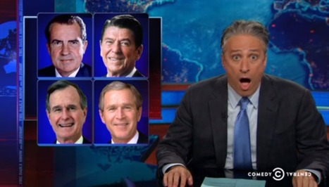 Jon Stewart explains how to make GOP senators care about climate | Sustain Our Earth | Scoop.it