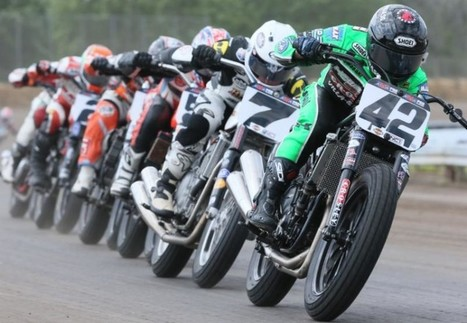 Everything You Need To Know About AMA Pro Flat Track And The Lone Star Half-Mile At Circuit Of The Americas During The MotoGP Weekend | Ducati.net | Ductalk Ducati News | Scoop.it