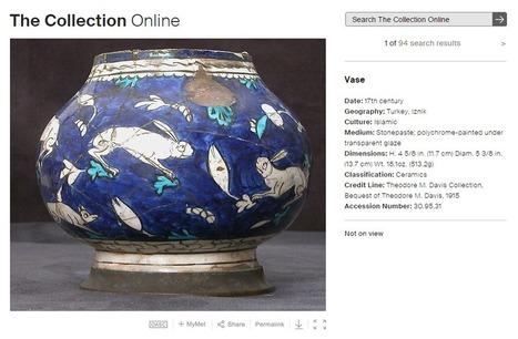 Más de 408.368 imágenes gratuitas y online del Museo Metropolitano de Arte de Nueva York | Pedalogica: educación y TIC | Scoop.it