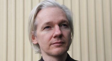"Assange: ""Internet ha sido ocupada militarmente por EE UU"" 