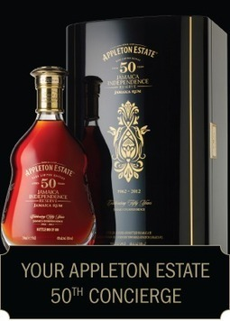 Introducing the Oldest Rum in the World - Appleton Estate 50 Year Old | danyel-martel@hotmail.com | Scoop.it