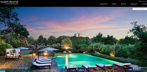 Inspirato With American Express | Luxury Destination Club | Travel | Scoop.it