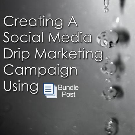 Creating A Social Media Drip Marketing Campaign - How We Launched 2.0 | Social Media - Web Marketing | Scoop.it