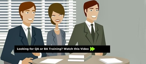 QA Training Classes | Find Anything OF Your Interest | Scoop.it