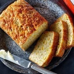 Gluten-free cheddar zucchini bread recipe - Chatelaine.com | Where Plant Rock | Scoop.it