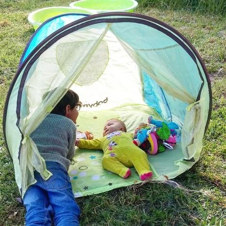 C'est enfin l'été, protégeons-les du soleil ! | Babymoov | Scoop.it