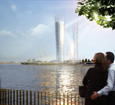 'Shadowless' Towers Proposed for London's Urban Fabric | green streets | Scoop.it