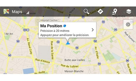 Apple aurait rompu le contrat avec Google Maps un an avant sa fin | Apple World | Scoop.it