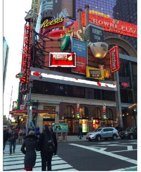 Pourquoi cette foule dans le magasin Hershey's de Times Square ? | Digital et Expérience client omnicanal | Scoop.it