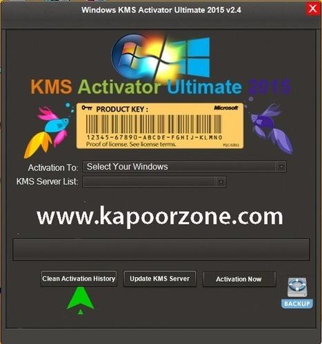 KMS Activator Ultimate 2015 Full Windows 8.1 Pro Activator Free Download - Kapoor Zone | Kapoor Zone | Scoop.it