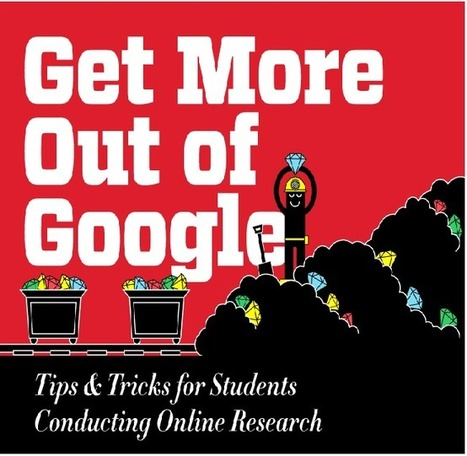 Improve Your Google Search Skills [Infographic] | UDL & ICT in education | Scoop.it
