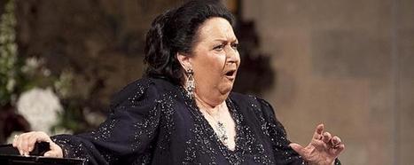 In Spanish : Montserrat Caballé suspected of tax evasion...   Opera singers and classical music musicians   Scoop.it