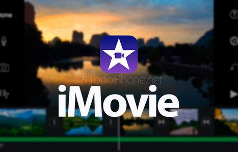 iMovie para iOS ahora soporta vídeos con resolución 4K | iPad classroom | Scoop.it
