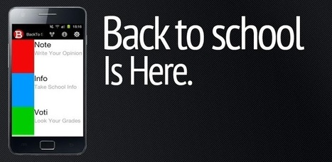 School Manager Helper Free - Applications Android sur GooglePlay | Android Apps | Scoop.it