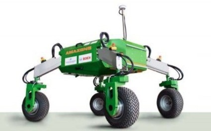 Top Robots for Farmers for 2014 | EE Times | Heron | Scoop.it