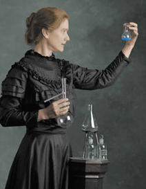 Marie Curie: Blazing a Trail   Broad Canvas   Scoop.it