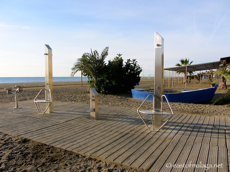 Axarquía leads the way for adapted beach access in Málaga | Accessible Tourism | Scoop.it