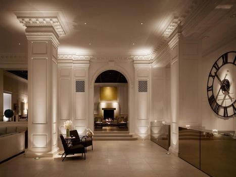 PUBLIC Hotel Chicago / Ian Schrager   Designalmic   Designalmic   Scoop.it