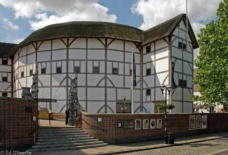 The Globe Theatre - A History - Historical Article pt. 1 | Misummer Night's Dream | Scoop.it