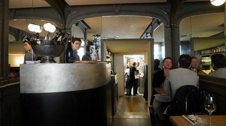 Paris, 2e: La Bourse et la vie, ou le vrai bistrot parigot - L'Express Styles | Gastronomie Française 2.0 | Scoop.it